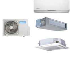 WINTAIR by HISENSE multi split inverter in pompa di calore