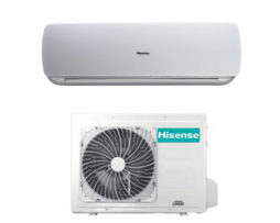 HISENSE mono split inverter serie SLIM APPLE PIE