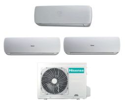 HISENSE trial split inverter serie SLIM APPLE PIE