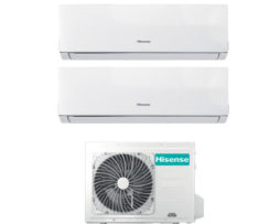 HISENSE multi split inverter pompa di calore