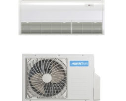 WINTAIR mono pavimento/soffitto inverter in pompa di calore